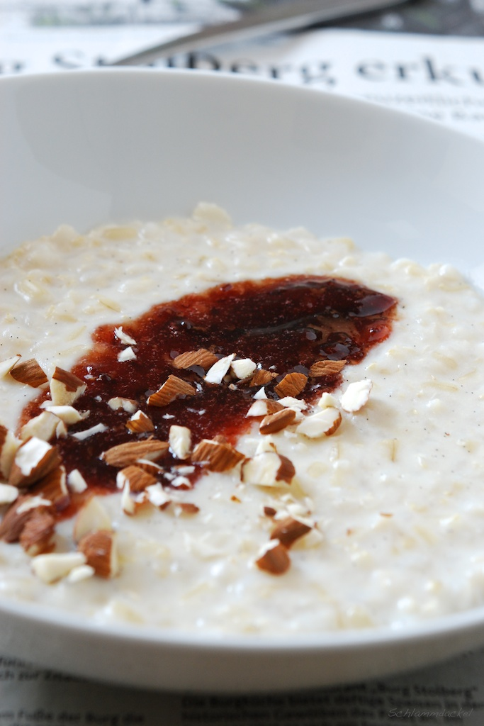 Brown Rice Porridge