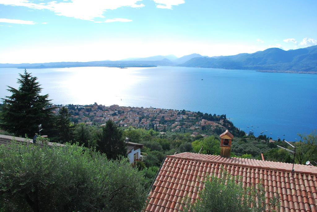 Blick auf Torri del Benaco