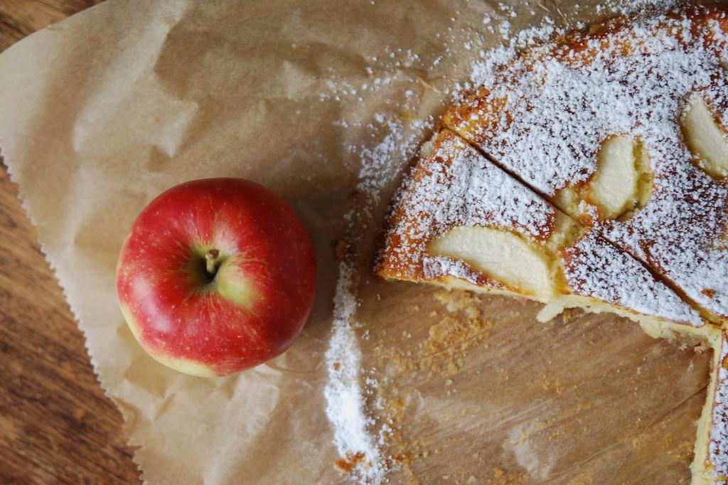 Torta alle mele - Apfelkuchen